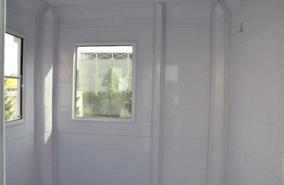 кабины из стеклопластика