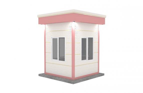 Модульные офисные здания | магазин из контейнеров
