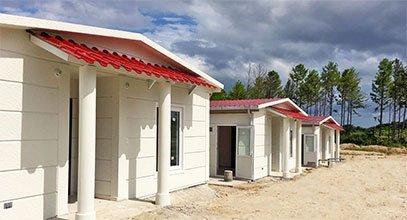 Кармод реализовал в Панаме проект застройки металлокаркасных домов